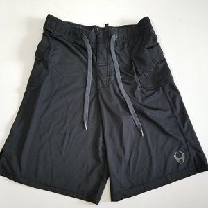 Hylete Shorts Size S Regular Work Out Long Mens